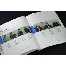Magazine de service d'impression d'impression de livre de conseil d'impression offset