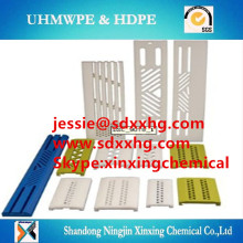 UHMWPE paper machinery Dewatering Elements / clear plastic dust cover