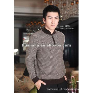 Camisola de inverno Cashmere Made in China