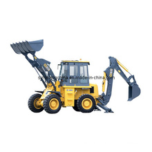 1.0m3 XCMG Wz30-25 Backhoe Loader