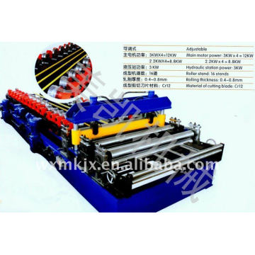 Passed CE and IOS Ajustable Door Frame Roll Forming Machinery/making machine/