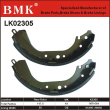 Mâchoire de frein de qualité supérieure (K2305)