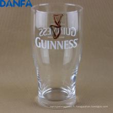 20oz British Glass Glass Glass Glass pour bières et Ales (BG012)
