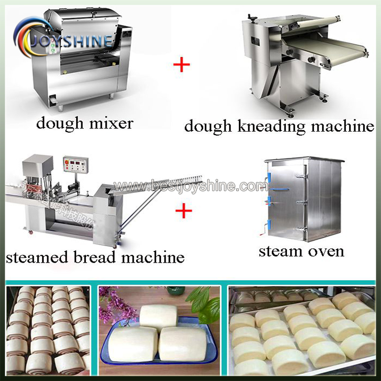 304stainless steel automatic 500kg Kneading machine
