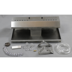 6inch 6 Wheel Lapidary Cabbing Stainless Steel Arbor