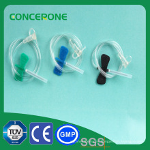 Scalp Vein Set para Infusion Set
