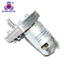 Motor de CC de alto par motor 12v 60w rs-555