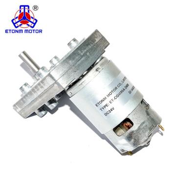 100kg.cm DC-Motor mit niedrigem Drehmoment und hohem Drehmoment
