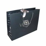 Guangzhou manufacture blank shopping bag China gift paper bag supplier