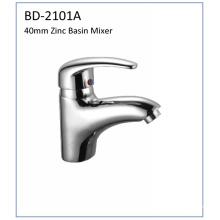 Bd2101A 40mm de zinc de cuerpo de la palanca solo lavabo grifo