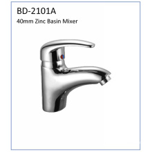 Bd2101A 40mm Zinc Body Single Lever Basin Faucet