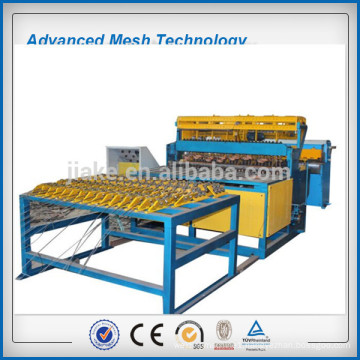 Automatic CE certificate fence welded mesh machine in roll for building