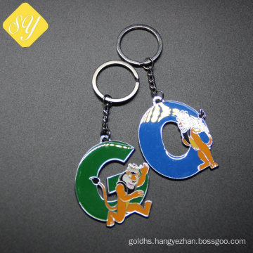Customized Silicone Keychain for Promotional Gifts