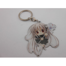Promotional Keychain, Custom Cute Keychain Parts (GZHY-KA-072)