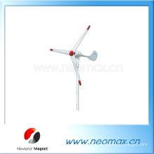 Generador de energía eólica vertical