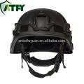 NIJ IIIA 9 мм или 0,44 MICH неметаллический баллистический кевларовый шлем