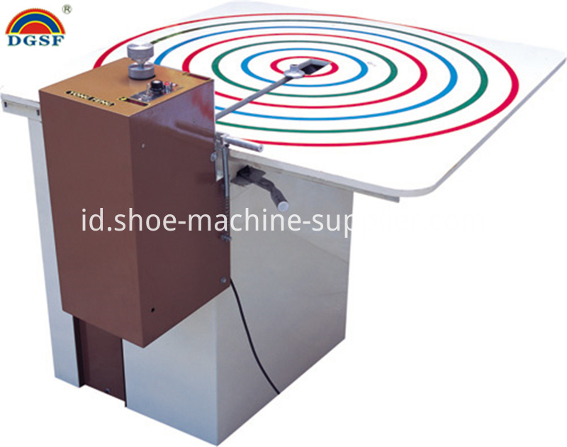 Leather Bar Cutting Machine