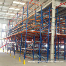 Warehouse Multi-Tier Storage Rack Shelving