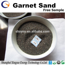 20/40 mesh Abrasive Garnet for metal polishing and water jet cutting