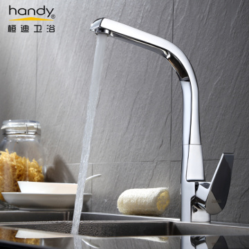 Berkualiti Sanitary Ware Brass Kitchen Mixer Faucet