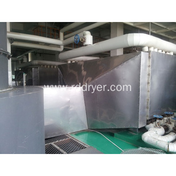 spin flash dryer machines for black iron oxide