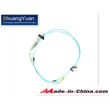 10g Duplex LC-Sc Fiber Optic Jumper