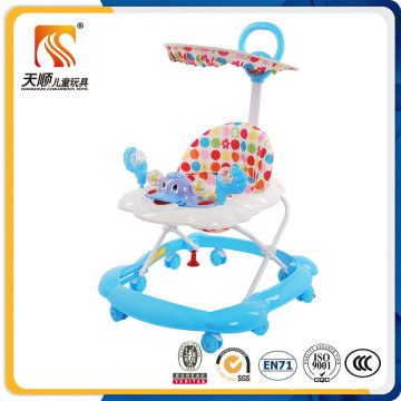 2016 China Outdoor Plastic Baby Walker on Sale