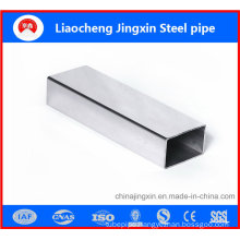 ASTM A106 Rectangular Tube Seamless Steel Pipe