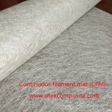 Tapis de filament continu de bonne surface pour processus de moule fermé