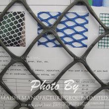 Schwarzes extrudiertes Kunststoffhülsennetz