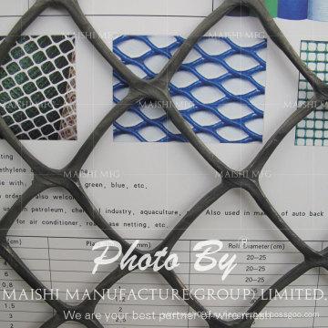 Черный Прессованный Пластиковый Рукав Сетка
