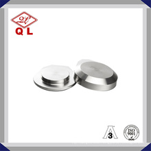 3A Stainless Steel Hygienic Fitting Blank with Ferrule Ends 16ai-14I