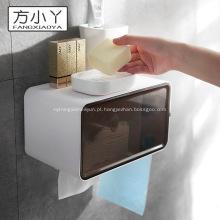Suporte à prova d'água para caixa de papel higiênico