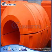 Flotación de acero flotante tubo de dragado (USB6-010)