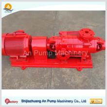 Pompe de surpression à haute pression d'eau centrifuge à plusieurs étages