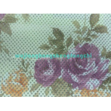 100% Polyester Printing Polyester Knitting Fabric for Mattress