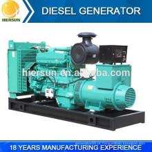Grupos de gerador de baixo consumo de combustível de baixa qualidade 400V / 230V