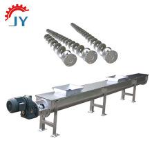 Hopper auger conveyor system