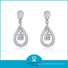 Wholesale 925 Silver Earring with Factory Price (E-0056)