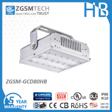 LED Wholesale High Bay Die Casting IP66 80W LED Highbay Lighting Fixture