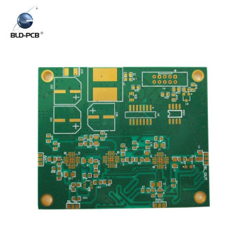Automobile elektronische PCB Versammlung PCBA Fabrik