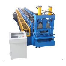 Yx15x40-80x100-300mm C máquina rollfomer de purlin