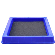 Livestock Poultry Farming Equipment shoes Disinfection Mat thicken Shoe Sole Disinfecting Mat for chicken pig farm