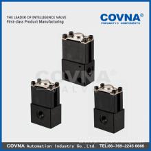 Válvula solenóide do carro da válvula de solenóide do preço baixo 3 maneira