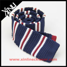 New Silk Knitted Silk Tie
