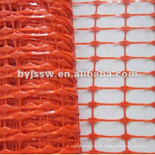 polypropylene safety warning netting