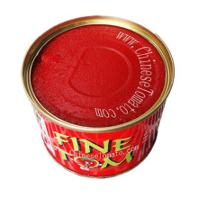Hot Sell Canned Tomato Paste with Organic Material From Factory