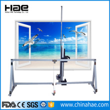 Zeescape Wallpen Printer Wall Photo Painting Machine
