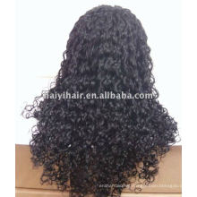Stock Wholesale indian lace wigs