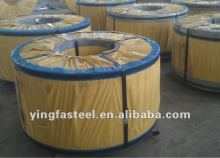 SUS 201 grade stainless steel strip/band/strap/banding